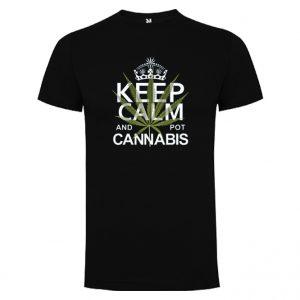KEEP CALM CANNABIS
